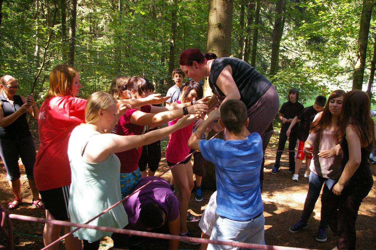 Klassenfahrt - Thema Anti-Mobbing-Training (5 Tage)